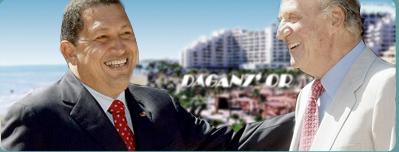 Chavez y el Rey en Daganz'Or