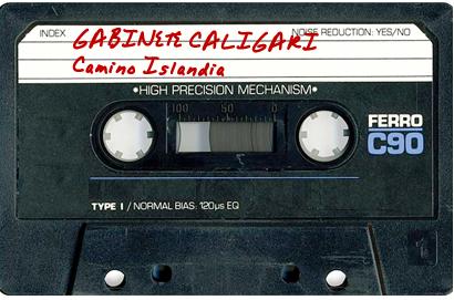 La cinta de Gabinete Caligari