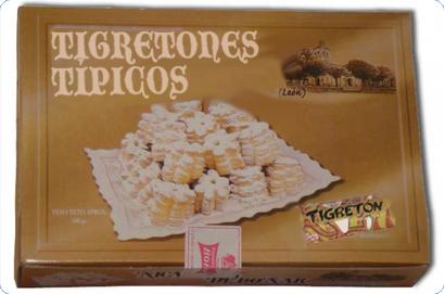 Tigretones tradicionales de León