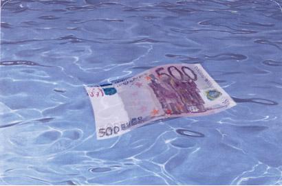Bin Landen, en el mar