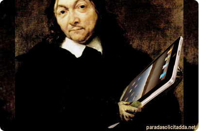 Descartes usa iPad