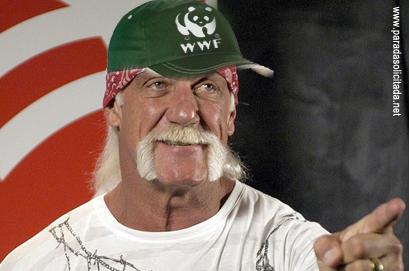 Hulk Hogan milita en WWF/Adena