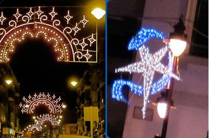 Navidad, Feria de Abril o Fiesta del PCE
