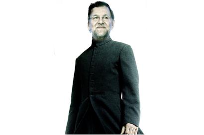 Rajoy Neo Matrix